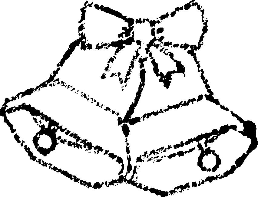 かわいい クリスマス イラスト フリー 白黒