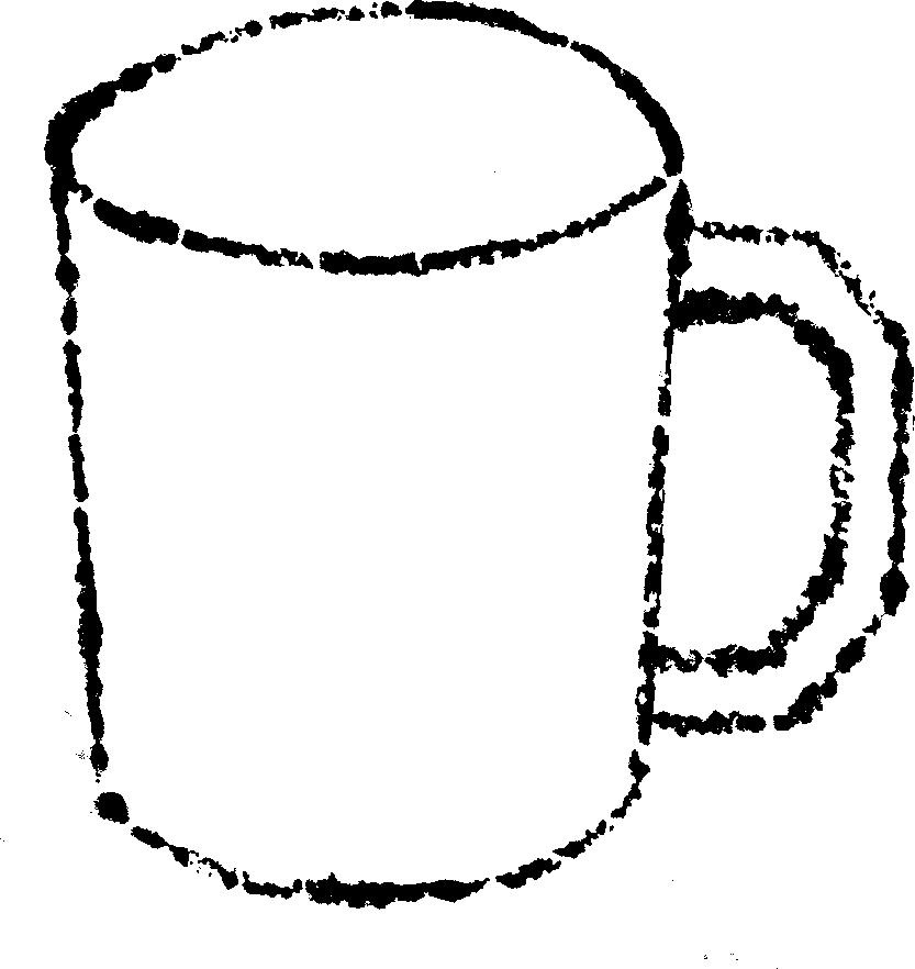 マグカップイラスト無料素材