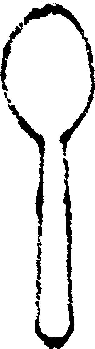 スプーンイラスト無料素材