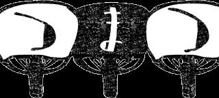 夏祭り文字イラスト白黒