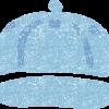 キャップ野球帽イラスト無料素材