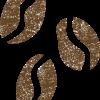 コーヒー豆イラスト無料素材
