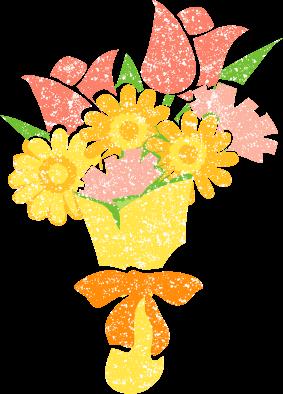 花束イラスト無料素材
