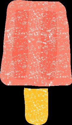 かわいいアイスイラスト無料素材