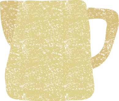 かわいいミルクピッチャーイラスト無料素材