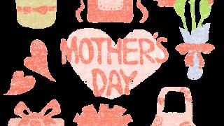 かわいい母の日イラスト無料素材