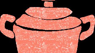 かわいい鍋無料イラスト