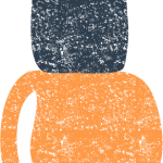 かわいいネイルカラーマニキュアの無料イラスト素材