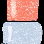 かわいいリップ口紅イラスト無料素材