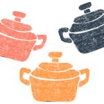 かわいい鍋無料イラスト素材