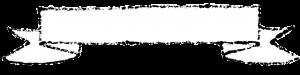 かわいいリボン無料イラスト白黒素材グレースケール