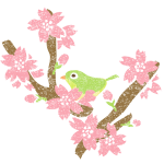 かわいい桜イラスト無料素材