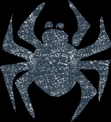 蜘蛛イラストかわいい無料