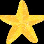 かわいい星イラスト無料素材