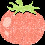 かわいいトマト無料イラスト素材