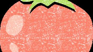 かわいいトマト無料イラスト