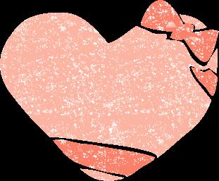 かわいいバレンタインデー文字イラスト無料素材