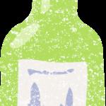 かわいいワインイラスト無料素材